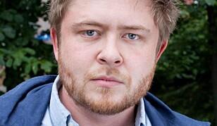 HOVEDTILLITSVALGT: Jens Folland.
