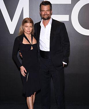 SKILT: Fergie og Josh Duhamel gikk fra hverandre i høst etter åtte år som gift. Foto: NTB scanpix