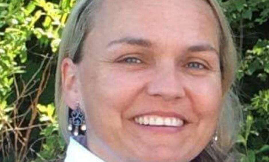 OMKOM: Kristine Anette Andersen (38). Foto: Politiet / privat