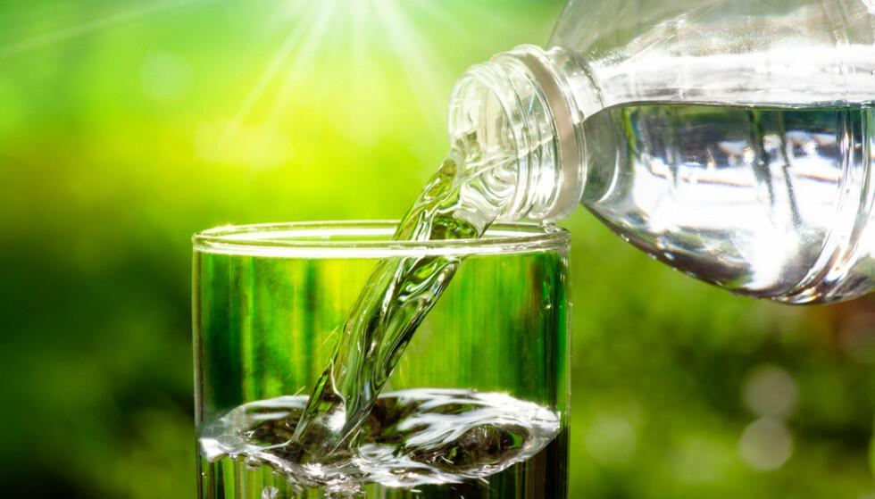 MÅ KOKE: Om ikke vannforsyningssituasjonen bedres, kan Osloboere bli tvunget til å koke drikkevannet. Foto: NTB Scanpix