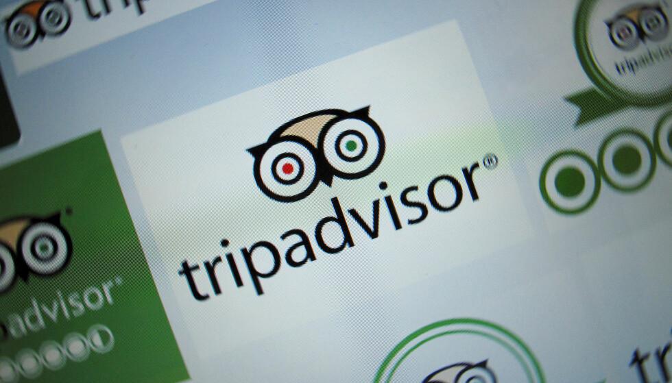 LURT TRILL RUNDT: Reisesida Tripadvisor. Foto: Mike Blake / Reuters / NTB Scanpix