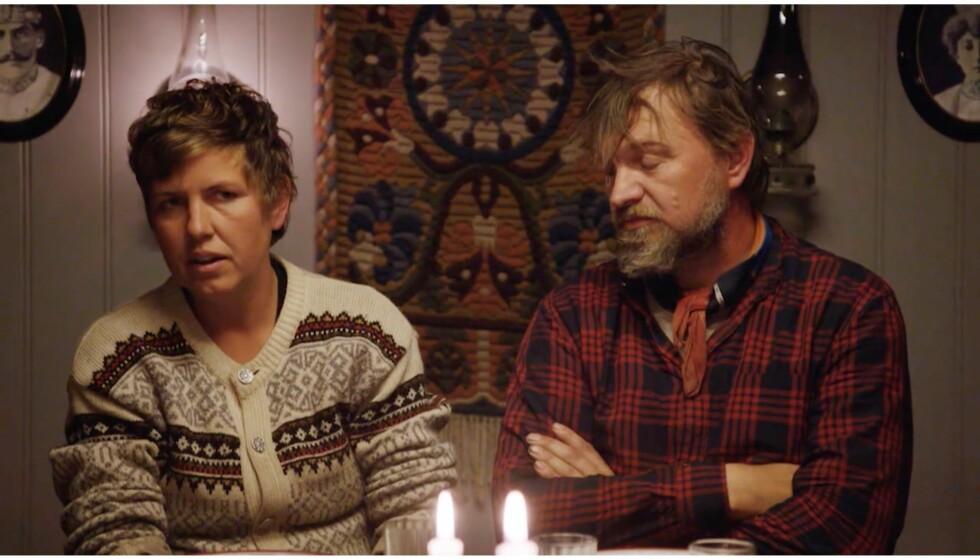 VOTE HALVOR: «Hvis nogenlunde innafor er godt nok.» Foto: TV2