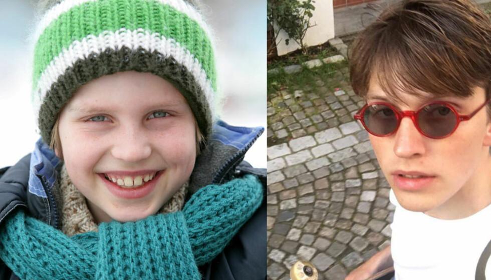 LINUS: Jakob Borgen som spiller Linus i «Jul i Svingen» tror alle kan lære noe av Linus sin godhet. Foto: NRK / Privat