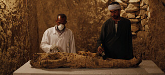 Fant mumie og eldgamle skatter i 3500 år gammel grav: - En eksepsjonell dag