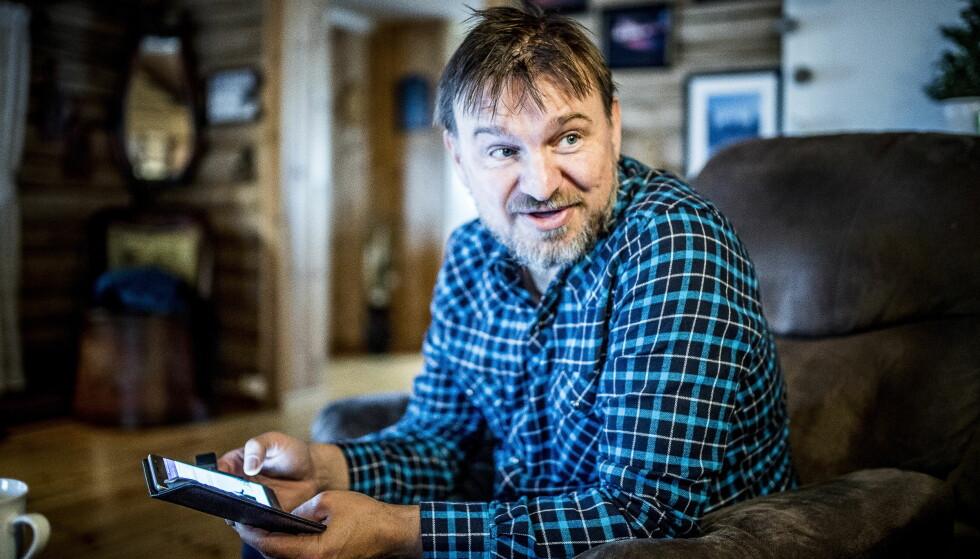 ORDFØRER: Halvor Sveen vant «Farmen». Nå ønskes han som ordfører i Rendalen. Foto: Thomas Rasmus Skaug / Dagbladet