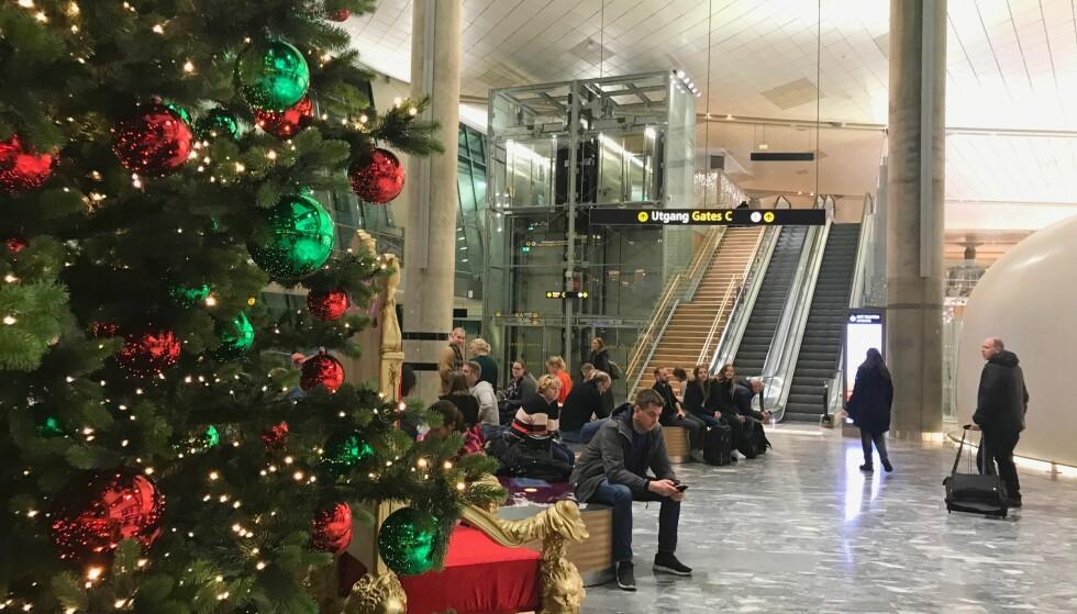 Reiselyst: Flyselskapene har opplevd stor pågang på jakten etter flybilletter til jul. Nå er det klart for ekstrafly fra Gardermoen. Foto: Odd Roar Lange/The Travel Inspector