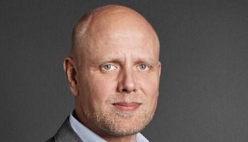 TAUS: Administrerende direktør Carsten Thomsen vil ikke kommentere noe, utover pressemeldingen som ble sendt ut. Foto: Toms Group