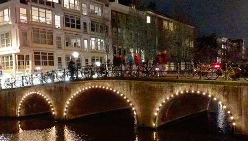 Populært: Amsterdam suser opp på storbylista. Men London er fortsatt nordmenns favoritt. Foto: Odd Roar Lange/The Travel Inspector