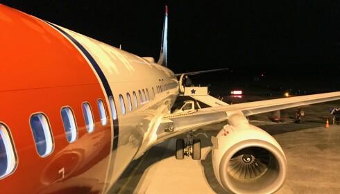Økt kapasitet: Norwegian setter opp 41 ekstrafly i Norge i jula. Foto: Odd Roar Lange/The Travel Inspector