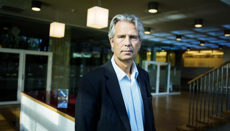 REAGERER. Jon Sandnes i Byggenæringens Landsforbund (BNL) mener bransjen trenger mer informasjon for å unngå å handle med kriminelle.