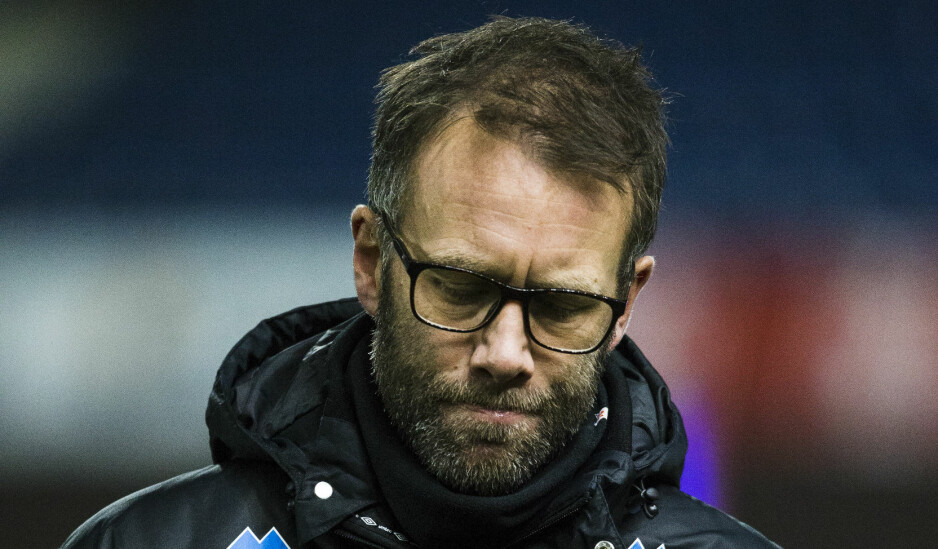 RYKKET NED: Aalesund rykket ned til Obos-ligaen. Nå skal de se etter ny trener. Foto: Svein Ove Ekornesvåg / NTB scanpix