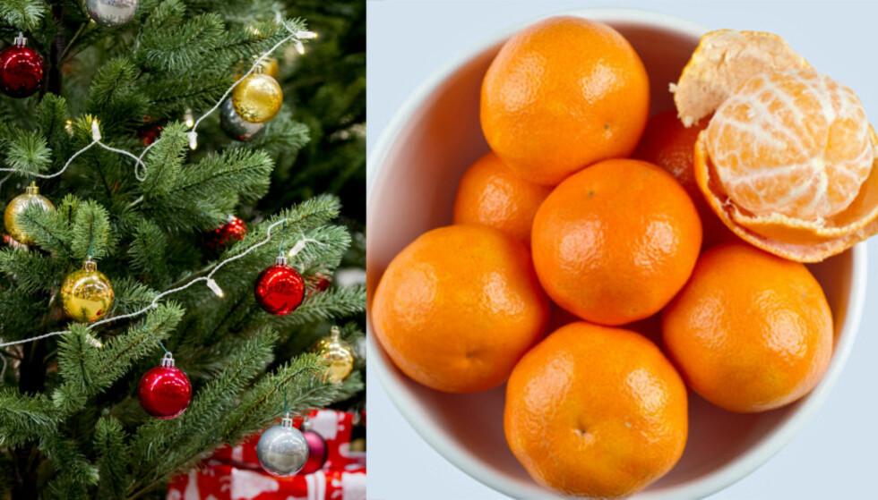 <strong>SNUFS:</strong> Mens de aller fleste med glede kan hilse det grønne glitrende treet god dag, kan grønn julepynt og tradisjonelt julegodteri utløse ubehagelige, allergiske reaksjoner for mange pollenallergikere. Foto: NTB Scanpix