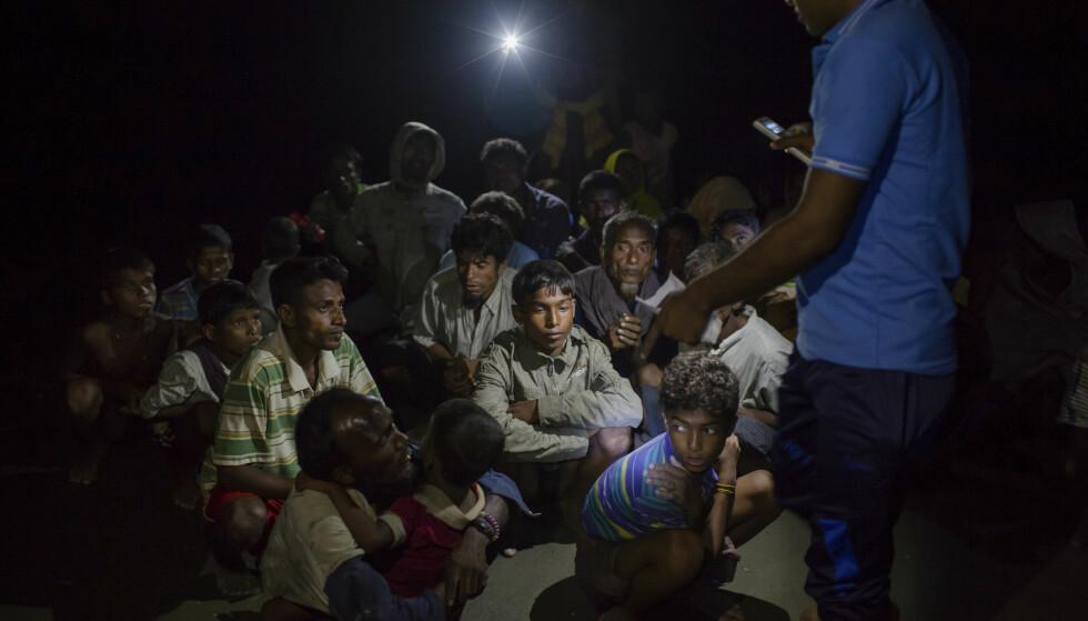 SVIMLENDE TALL: Minst 6 700 rohingyaer ble drept mellom august og september i år. Foto: A.M. Ahad / AP / NTB scanpix