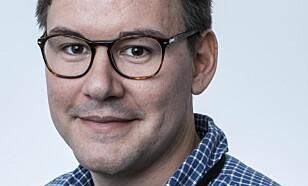 FLYKTNINGRÅDGIVER: Anders Stenersen.