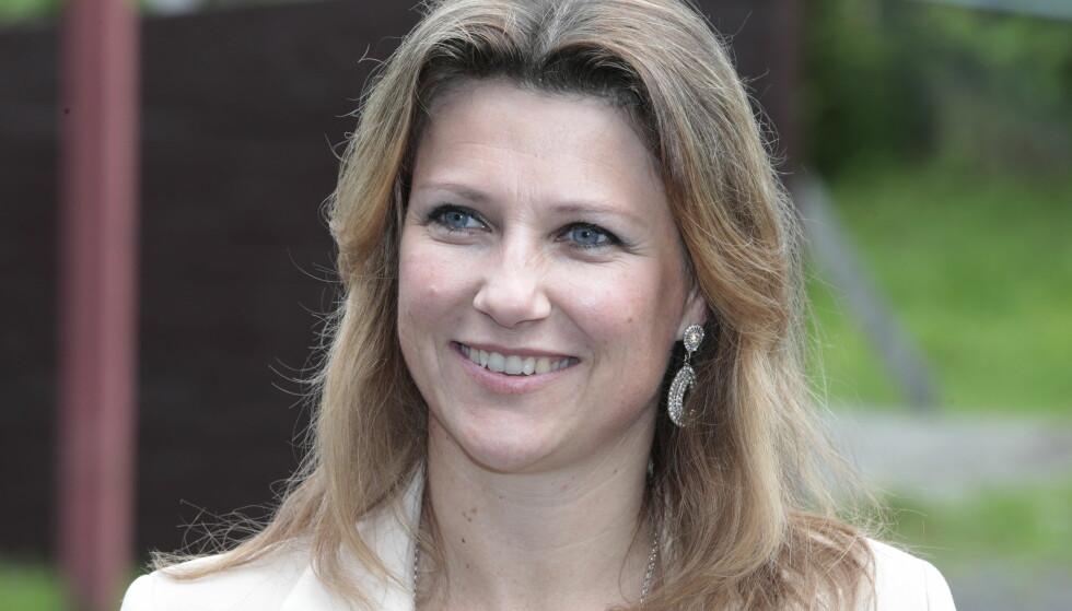 TJENER GODT: Prinsesse Märtha Louise tjener gode penger på å holde foredrag. Det skriver Aftenpostens A-Magasinet fredag. Foto: Lise Åserud / NTB scanpix
