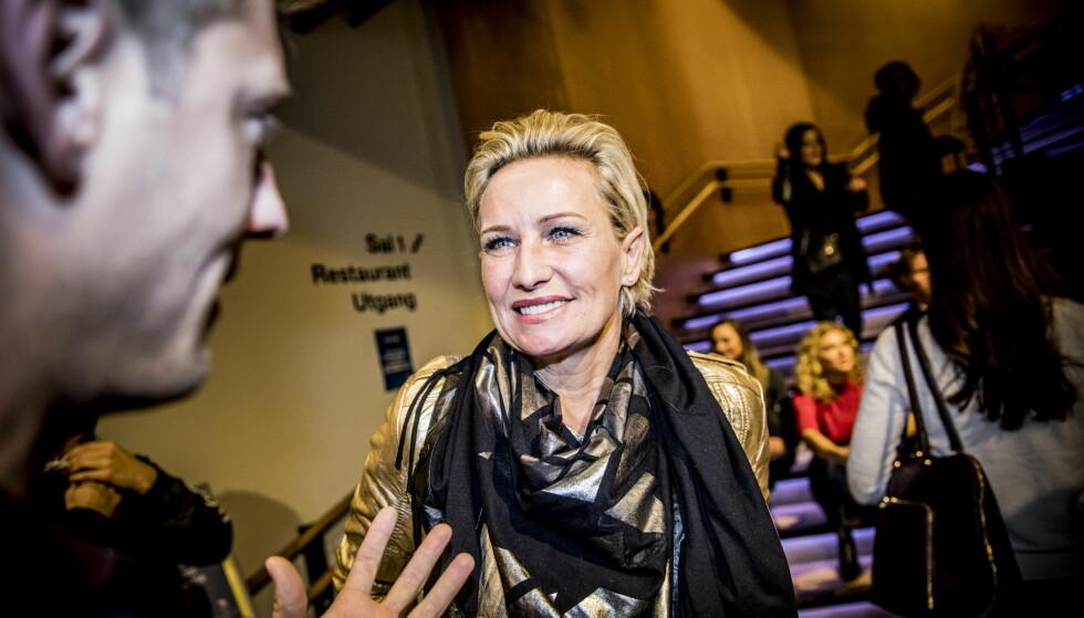 - VET IKKE HVEM EN KAN STOLE PÅ: Lene Elise Bergum forklarer at det tidvis var sterke følelser i sving under oppholdet. Foto: Christian Roth Christensen / Dagbladet