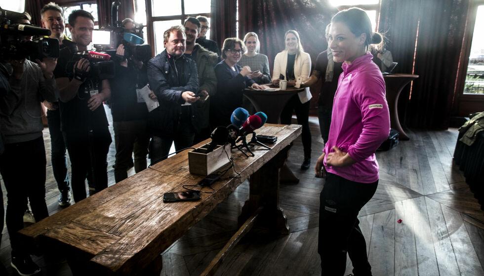 FINALEKLAR: Nora Mørks kontrakt med Györ inneholder flere spesielle punkter.   Foto: Vidar Ruud / NTB scanpix