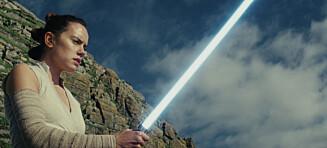 Årsbeste for siste «Star Wars». Men det er et stykke igjen til forgjengeren