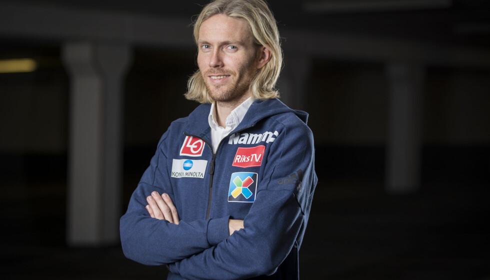 NY SIVILSTATUS: Tidligere verdensrekordholder Bjørn Einar Romøren er blitt pappa til en gutt. Foto: Heiko Junge / NTB scanpix
