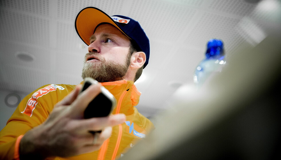 UTTATT: Martin Johnsrud Sundby er tatt ut i OL-troppen. Foto: Bjørn Langsem / Dagbladet