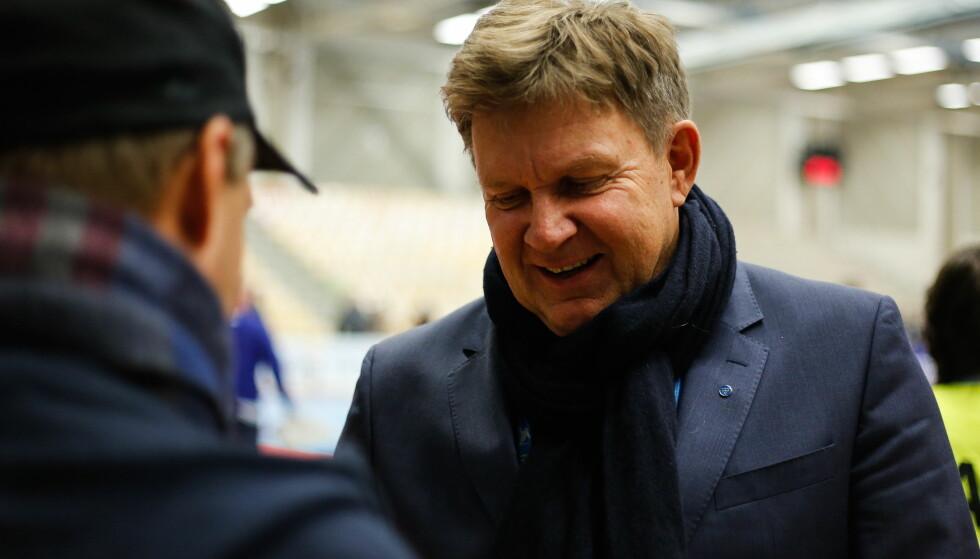TRIST: Det mener Kåre Geir Lio. Foto: Mats Torbergsen / NTB scanpix