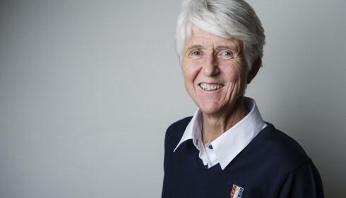 KRITISK: Marit Wiig. Foto: Golfforbundet