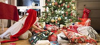 Julegavene kan være viktigere enn du tror. Her er rådene for skikk og bruk