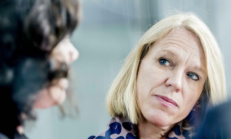 STORTINGSREPRESENTANT: Anniken Huitfeld. Foto: Thomas Rasmus Skaug / Dagbladet