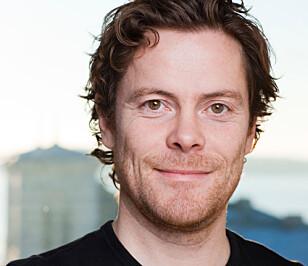 TENKER LIKT: Jens Nordahl i Vinmonopolet tror svenskene tenker likt som nordmenn når de velger butikk- og utleveringssteder. Foto: Vinmonopolet