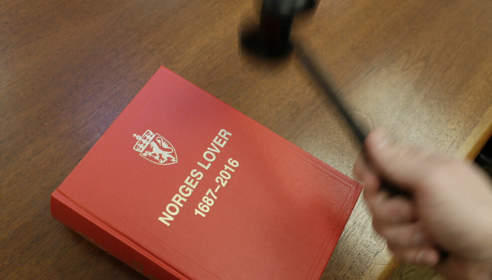 BEVISSTLØS: Salten tingrett i Nordland har frikjent en mann for voldtekt han hadde erkjent og blitt tiltalt for. Illustrasjonsfoto: Berit Roald, NTB Scanpix.