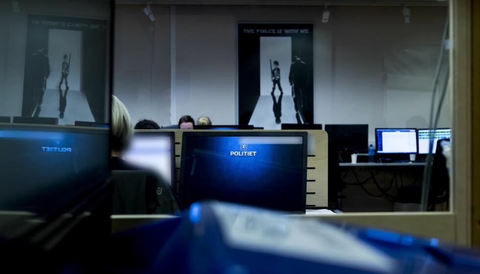 DARK ROOM: Saken beskrives som en av de mest omfattende sakene i Vest politidistrikts «Dark Room»-kompleks.