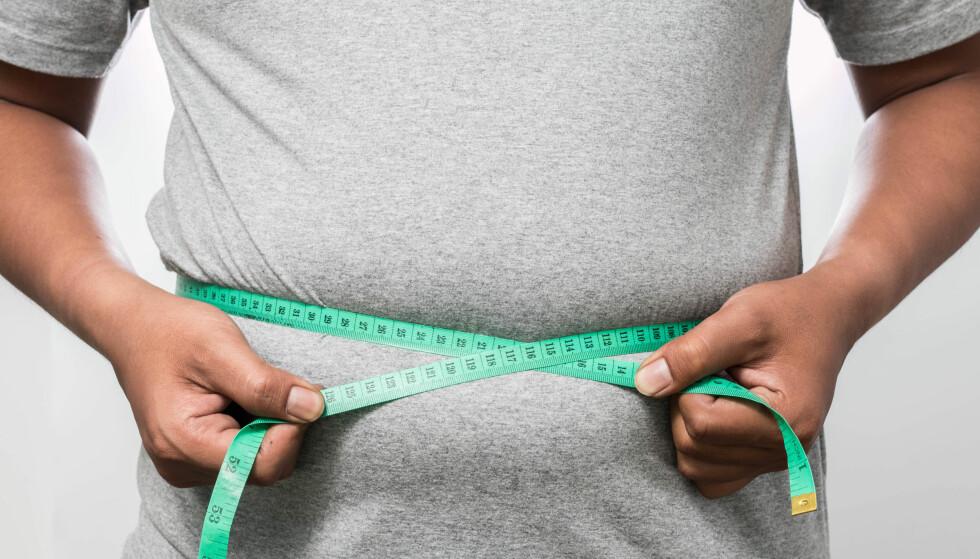 MANGE MEKANISMER: Den økende forekomsten av fedme kan ha forklaringer du neppe har tenkt på. Illustrasjonsfoto: NTB scanpix