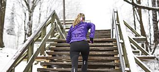 Når er du egentlig for syk til å trene?