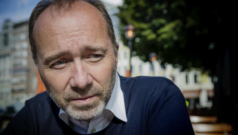TREKKER SEG: Nestleder i Arbeiderpartiet Trond Giske trekker seg etter flere varsler om upassende oppførsel. Foto: Bjørn Langsem / Dagbladet