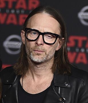 THOM YORKE: Vokalisten i Radiohead. Radiohead beskylder Lana del Rey for å ha kopiert låta «Creep».