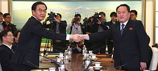Nord-Korea sender delegasjon til vinter-OL