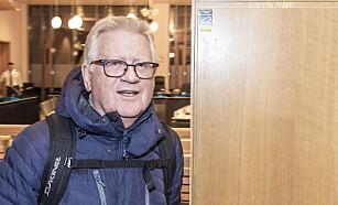 SAMFUNNSTOPPENS FORSVARER: Advokat Ulf E. Hansen. Foto: Hans Arne Vedlog / Dagbladet