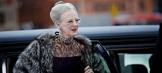 Dronning Margrethe mellomlandet for å fylle drivstoff. Det ville regjeringen gjøre noe med