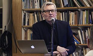 TOK INITIATIV: Jan Ove Ekeberg. Foto: Frank Karlsen / Dagbladet