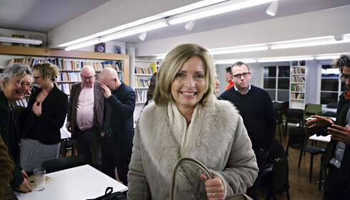 ER MED: Hanne Kristin Rohde. Foto: Frank Karlsen / Dagbladet