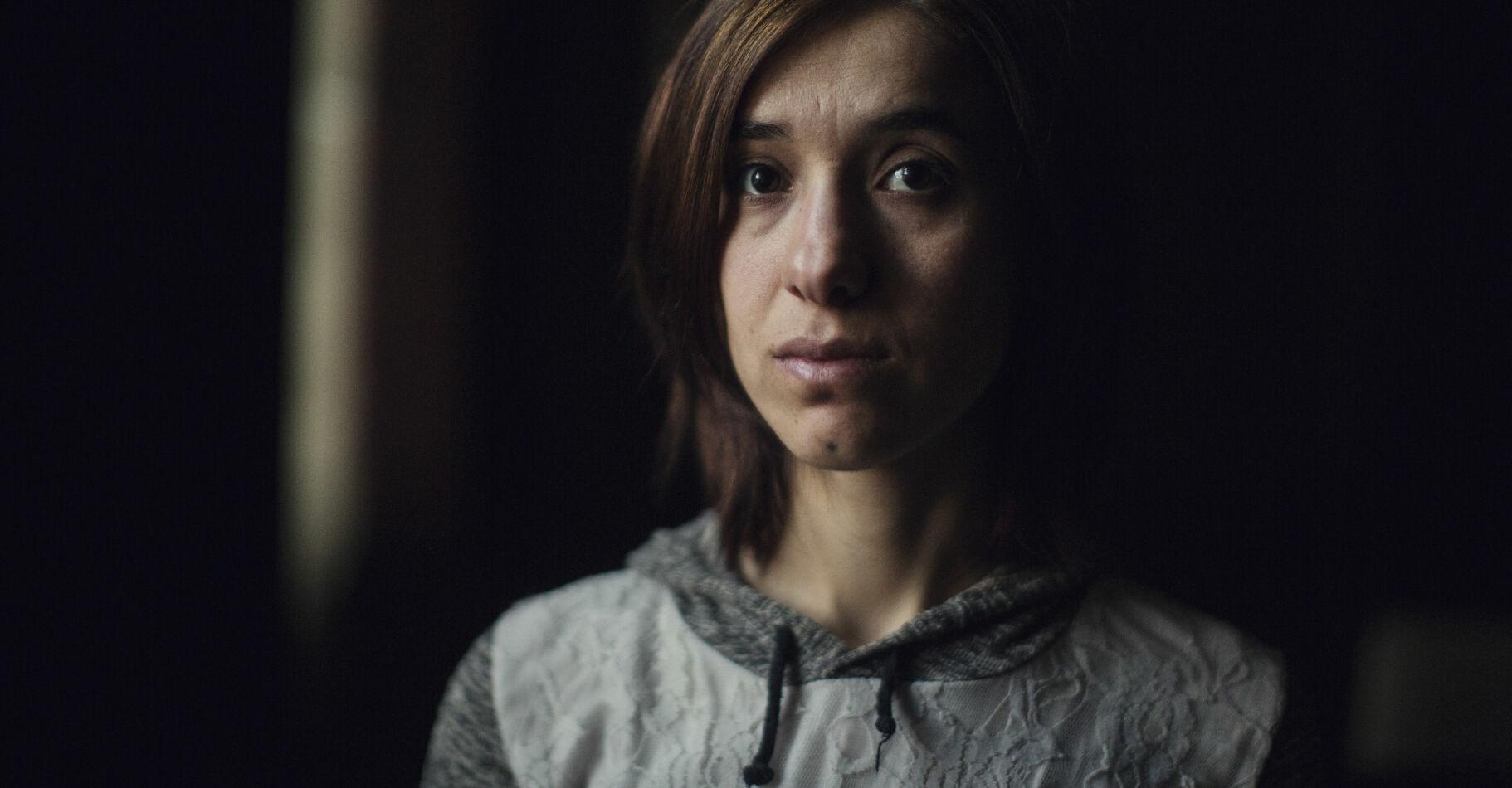 IS drepte nesten hele Nadias familie og gjorde henne til sexslave
