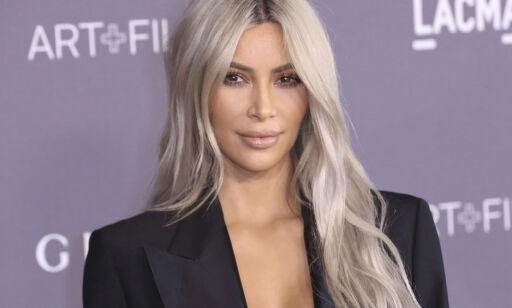 Kim Kardashian er blitt mor igjen