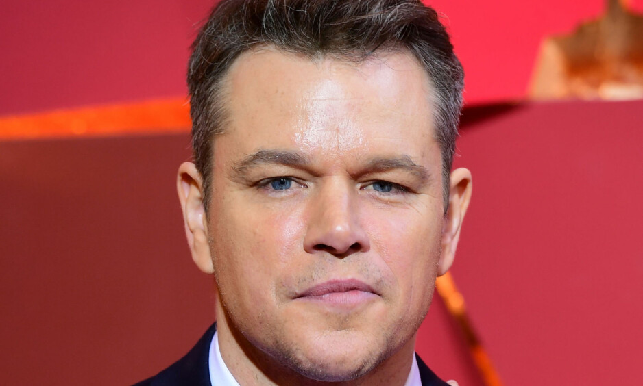 SKAL HOLDE KJEFT: Matt Damon ble hudflettet etter å ha uttalt seg om #metoo. Nå legger han seg flat, og beklager overfor dem han har såret med sine uttalelser. Foto: NTB Scanpix