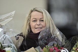 NYBAKT: Eldre- og folkehelseminister Aase Michaelsen ser positivt på at demente lager egen mat. Foto: Hans Arne Vedlog / Dagbladet