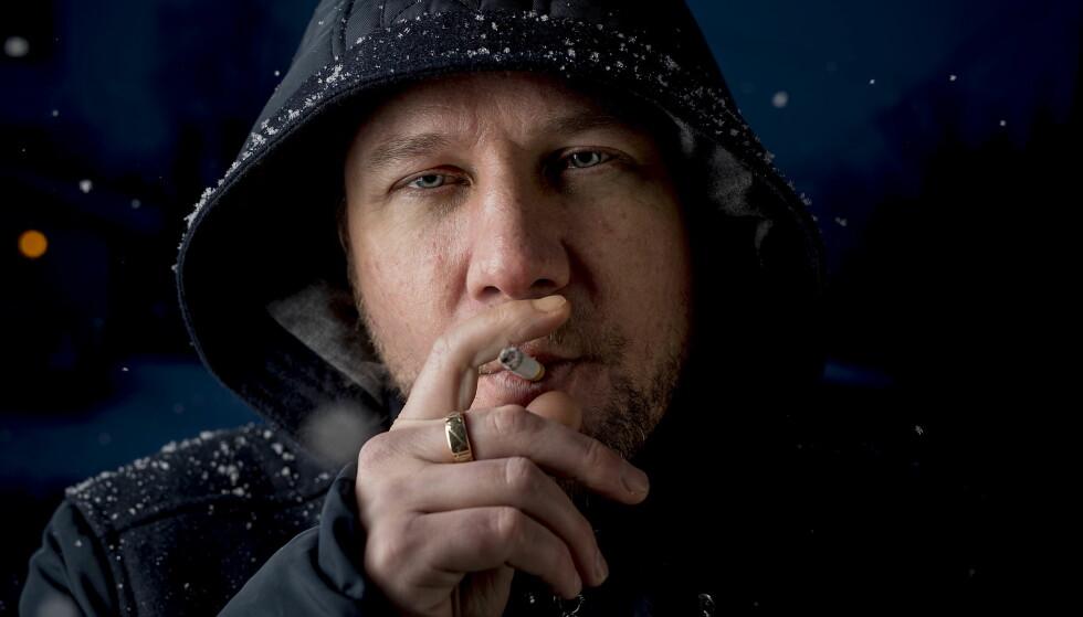 Kriminelt bra: Kenneth Engebretsen serverer lidenskapelige fortellinger fra et parallelt Norge. Foto: Bjørn Langsem / Dagbladet