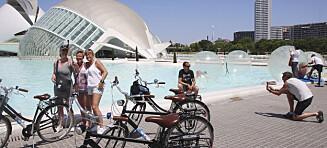 Uno, dos, tres – tre spanske byer på tre dager