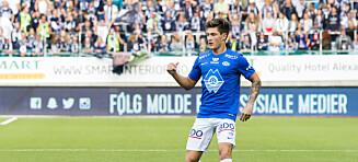 Mathias Normann fortsetter i Molde