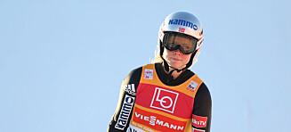 Maren Lundbys megasvev gjorde treneren forbanna: - Nei, nei, nei. Faen!