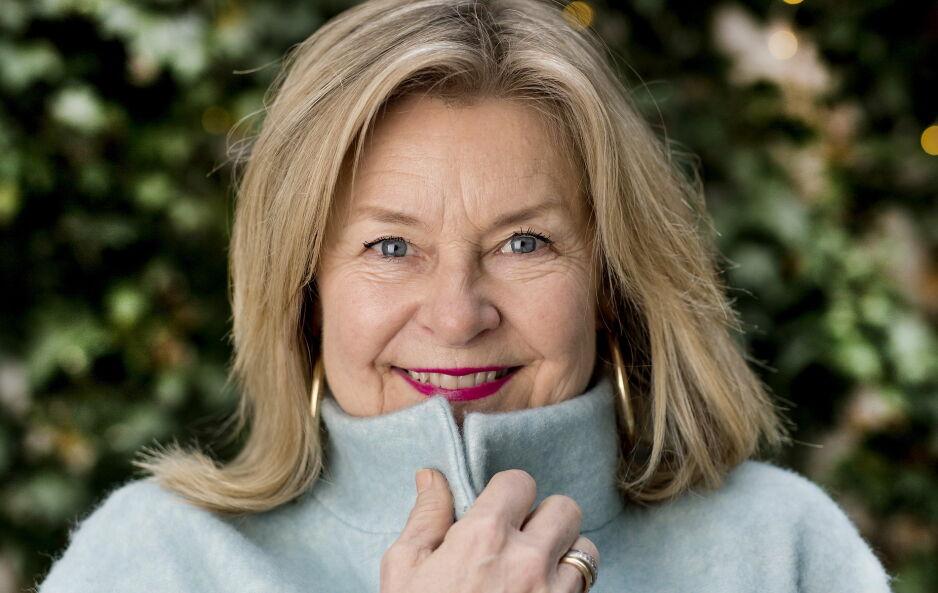 FUNNET KJÆRLIGHETEN: Artist Elisabeth Andreassen reiser for tida rundt med juleshowet «Alle tiders juleshow». Foto: Anita Arntzen / Dagbladet
