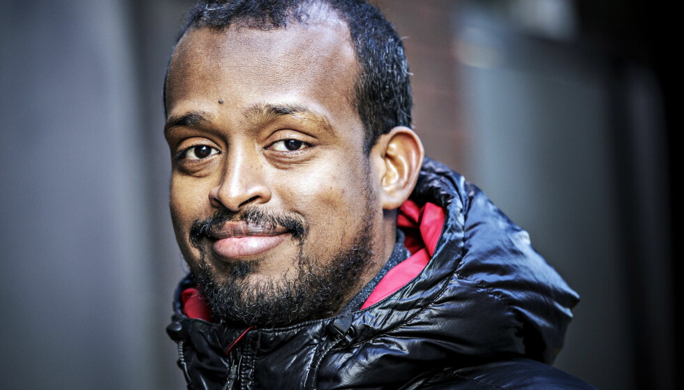 MISTET STATSBORGERSKAPET: Mahad Mahamud (31). Foto: NIna Hansen / Dagbladet